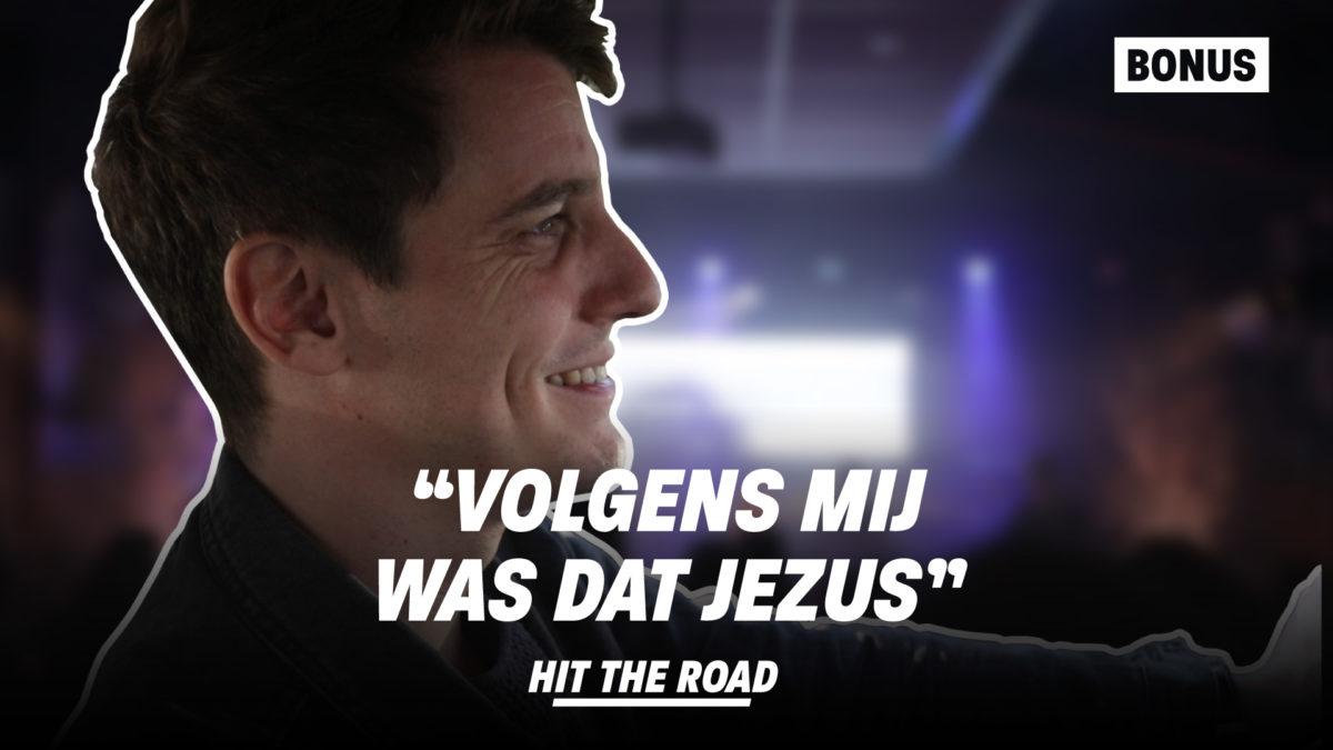 """""""Volgens mij was dat Jezus"""" – Hit The Road (Hanne de Vries)"""