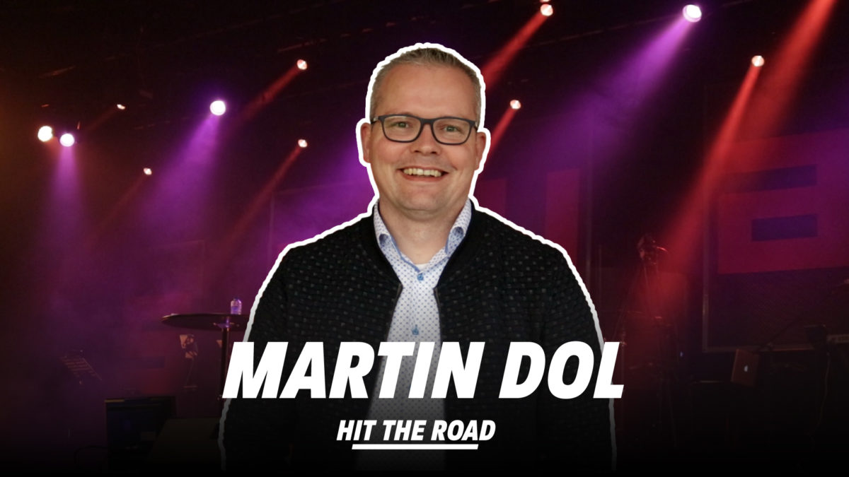 Hit The Road met Martin Dol (Royal Mission)