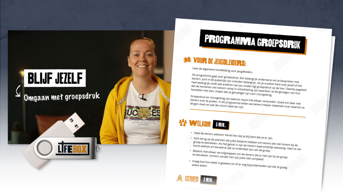 Lifebox als catechese methode