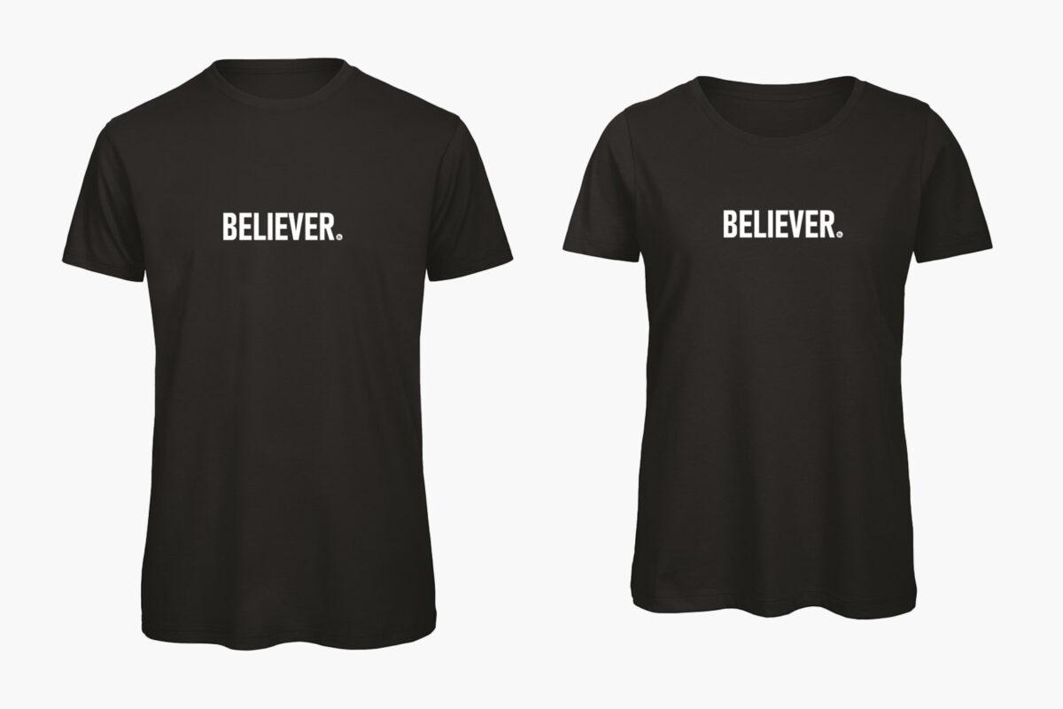 Believer mondkapje